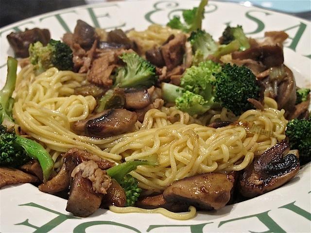 turkey-teriyaki-noodles-recipe