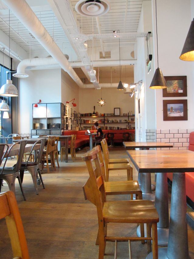 Leon spitalfields child friendly restaurant review
