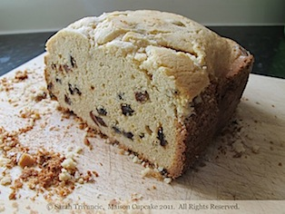 Gluten Free Fruitcake Morphy Richards Breadmaker Review