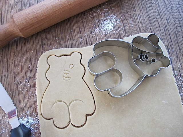 pudsey bear cookie cutter lakeland
