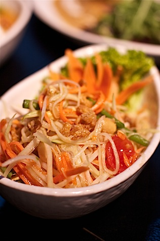 Suda Thai Som Tum Salad