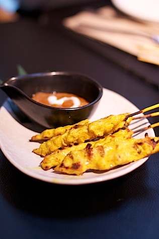 Suda Thai satay chicken