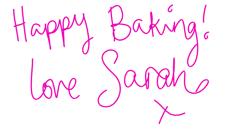 Sig happy baking