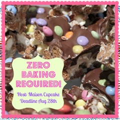 Zero Baking Required Badge