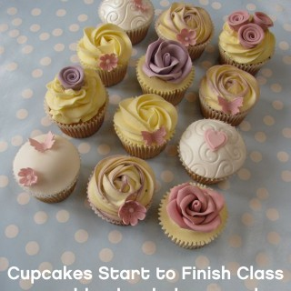 (CLOSED) Giveaway #55: Cupcake Class with Blue Door Bakery