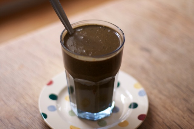 Chocolate Detox Drink