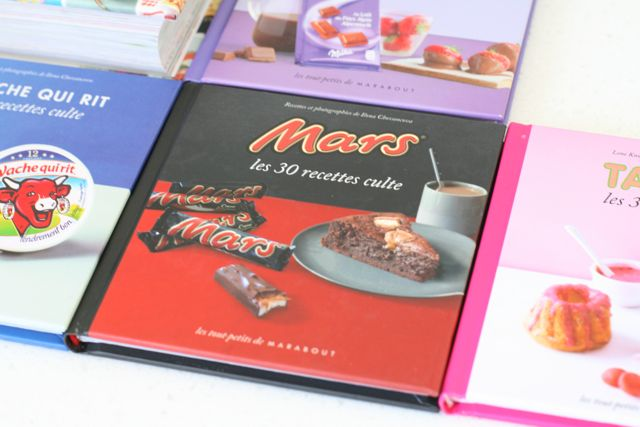mars recipes