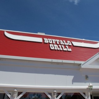 Buffalo Grill on Le Burger Trip