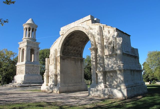 Reasons to visit St Remy de Provence