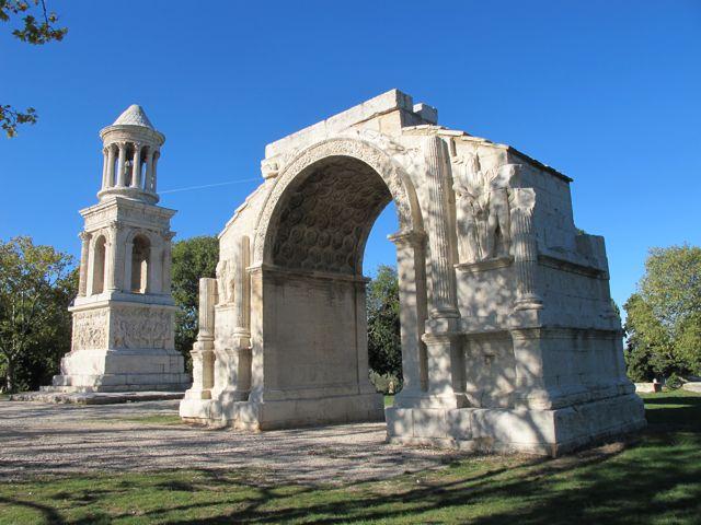 Les Antiques, St Remy de Provence