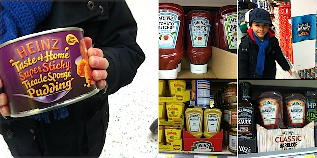 Morrisons Heinz Collage1