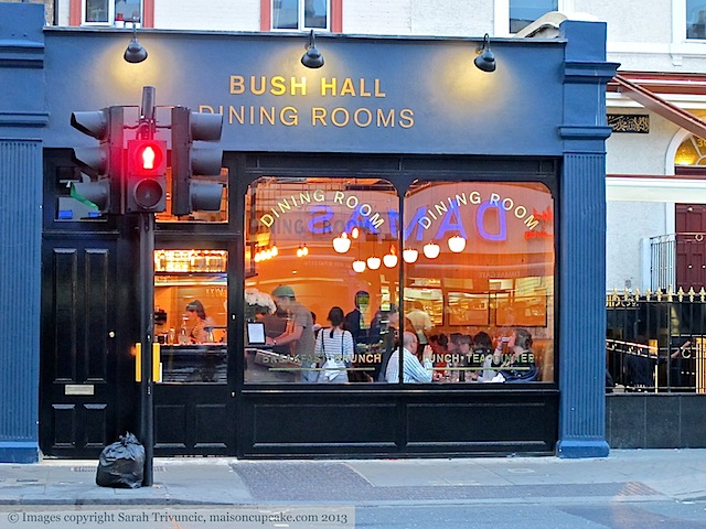 Bush Hall Dining Review - 01