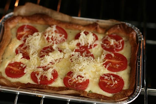 Boursin mini tomato quiche - 7