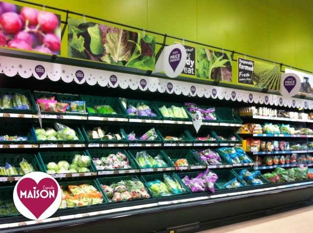 Tesco fresh produce section Highams Park branch #shop #cbias #ad