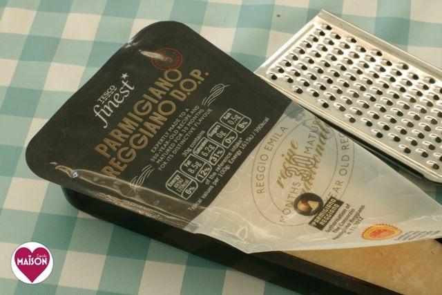 Tesco finest range Parmigiano Reggiano DOP #shop #cbias #ad