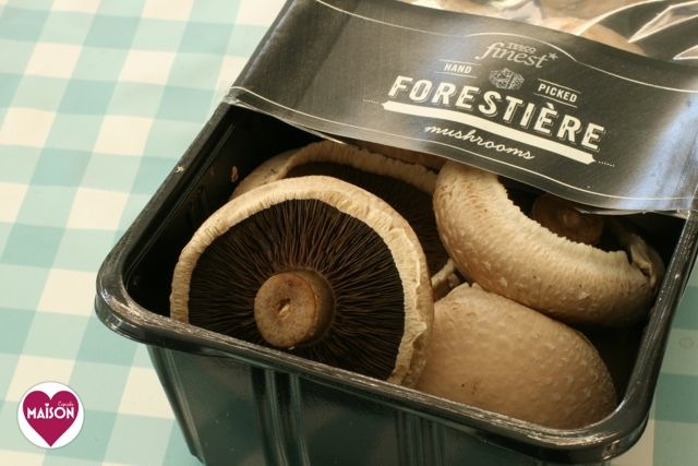 Tesco Finest forestiere mushrooms #shop #cbias #ad