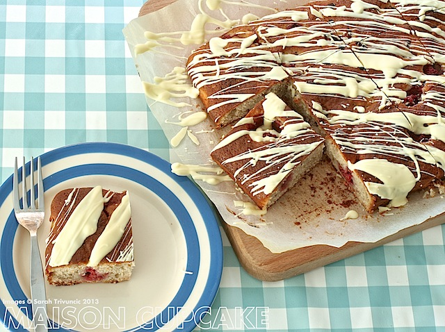 Tray Bakes For Cake Sales