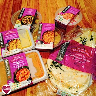 Morrisons Curry Deal Saturday Night Takeaway