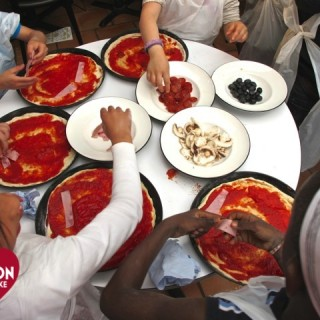 Our Kids Pizza Express party made the best birthday ever!