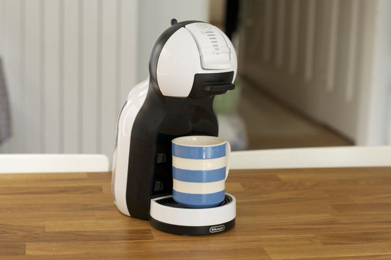 Milk was my nemesis and a Nescafe Dolce Gusto machine review - Maison Cupcake