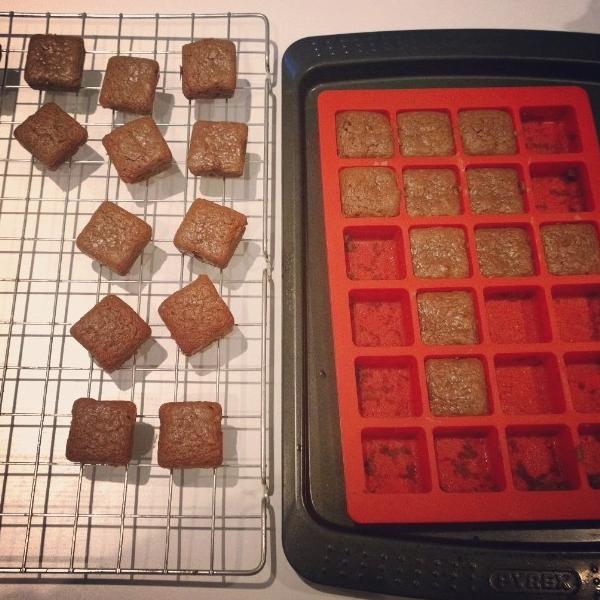 lekue brownie mould