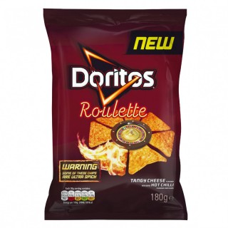 Sponsored video: Six easy dip recipes to eat with Doritos Roulette