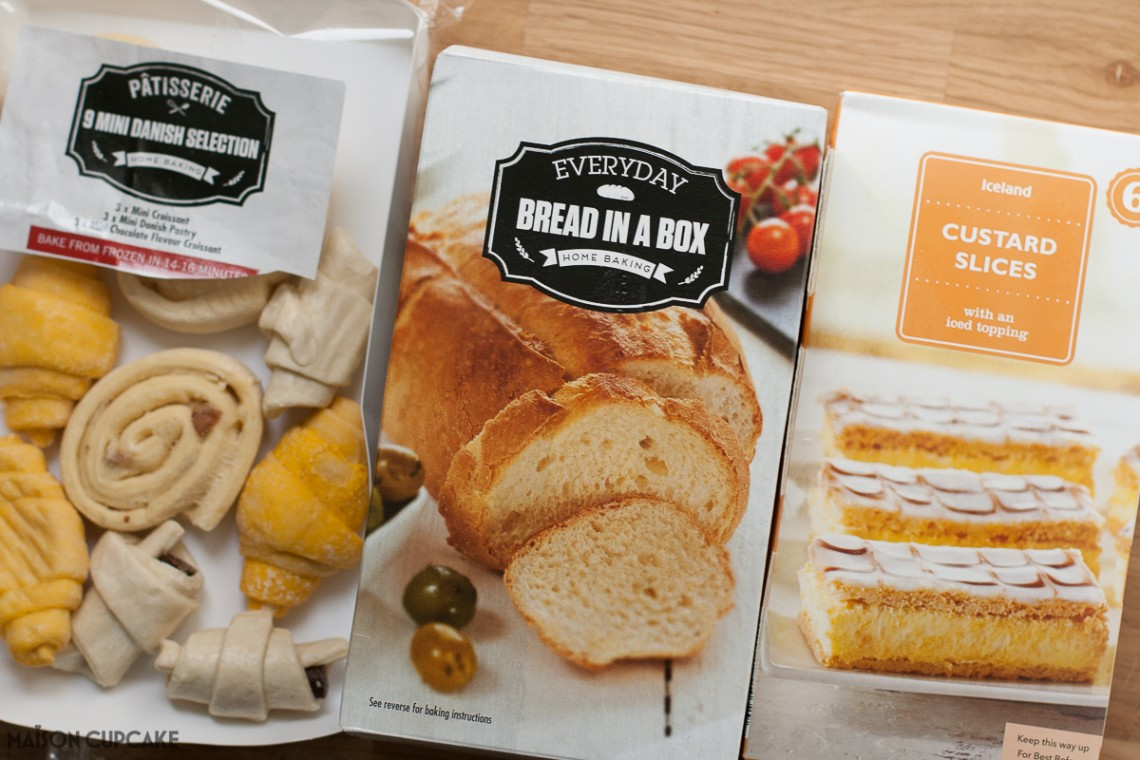 Power of Frozen baked products - patisserie, quick bake bread and custard slices!