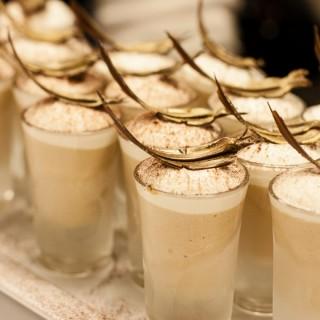 Iced Coffee Souffles at Le Cordon Bleu London