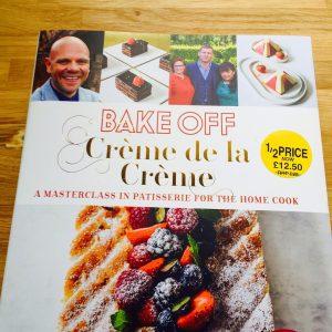 Win a copy of Bake Off Crème de la Crème book