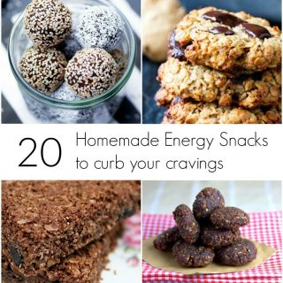 Eating for energy: 20 carb loading snacks