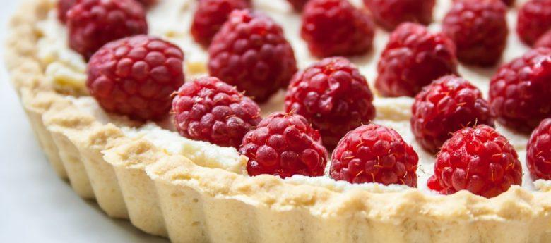 Cheats' Raspberry Tart – Bake of the Week