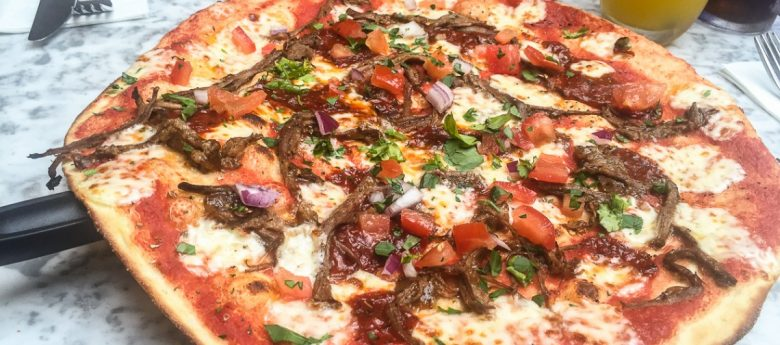 New Pizza Express Menu Options for Summer