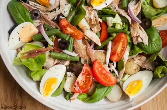 Ultimate Salad Nicoise
