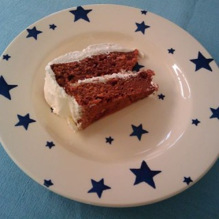Recipe: Rachel Allen red velvet cake