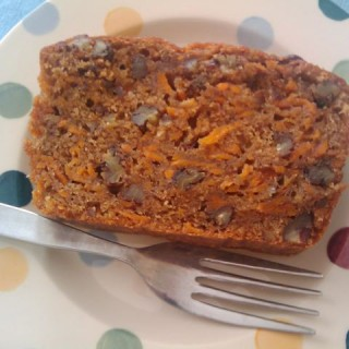 Recipe: sweet potato and pecan bread