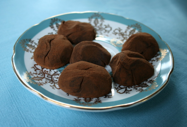 Beetroot Chocolate Truffles