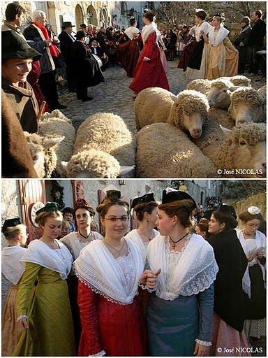 provencal costume