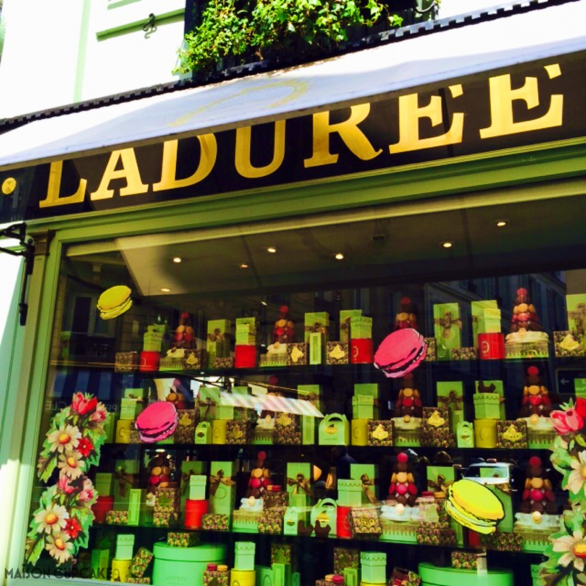Laduree Paris St Germain