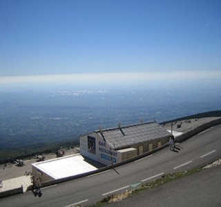 Postcard from… Mont Ventoux