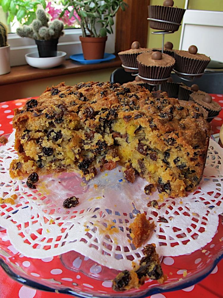 Boiled Fruit Cake Recipe Nigella