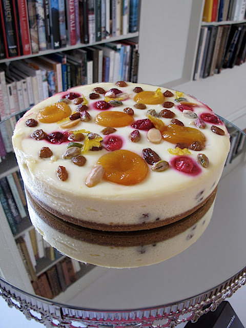 Waitrose christmas cheesecake