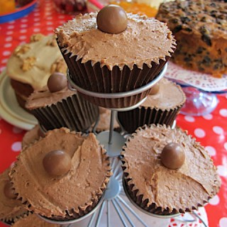 Recipe: Maltesers cupcakes