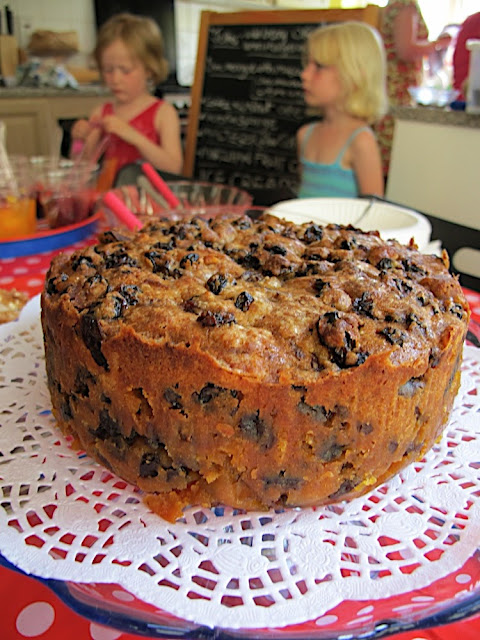 Delia Smith Moist Fruit Cake Recipe