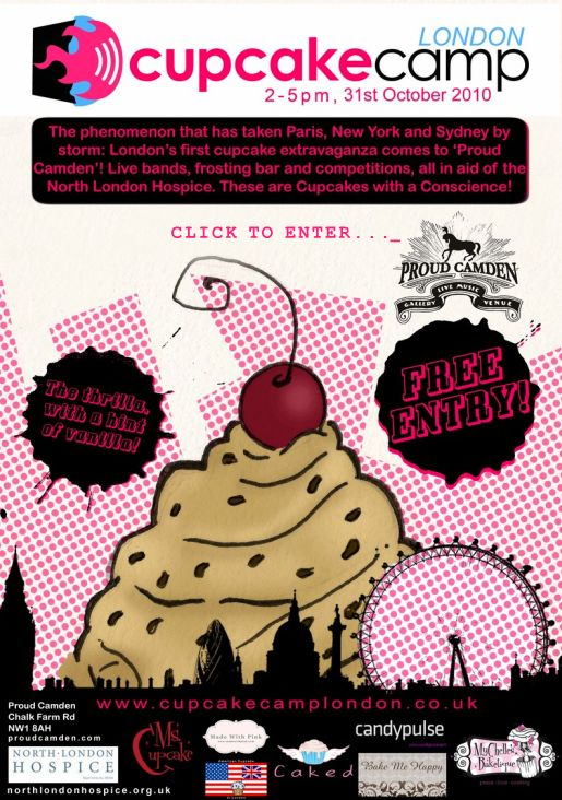 Cupcake Camp London 2010