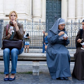 Eat, Pray, Love: new Julia Roberts film review