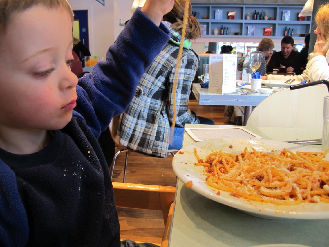carluccios spaghetti