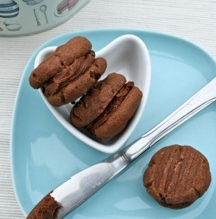 Recipe: Rachel Allen chocolate melting moments