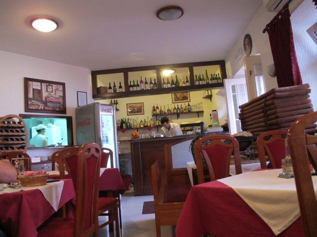 Pod Lozum Restaurant Herceg Novi Montenegro