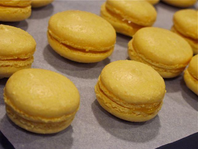 macaron class waitrose cookery school