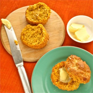 Recipe: pumpkin scones